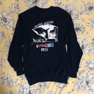 Vintage '80s Oversized Sweatshirt